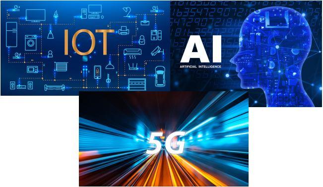 IoT AI 5G